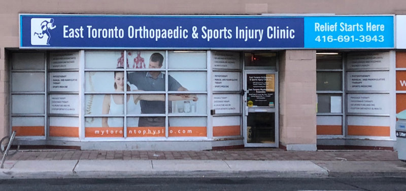 Physiotherapy & Sports Injury Clinic East Toronto