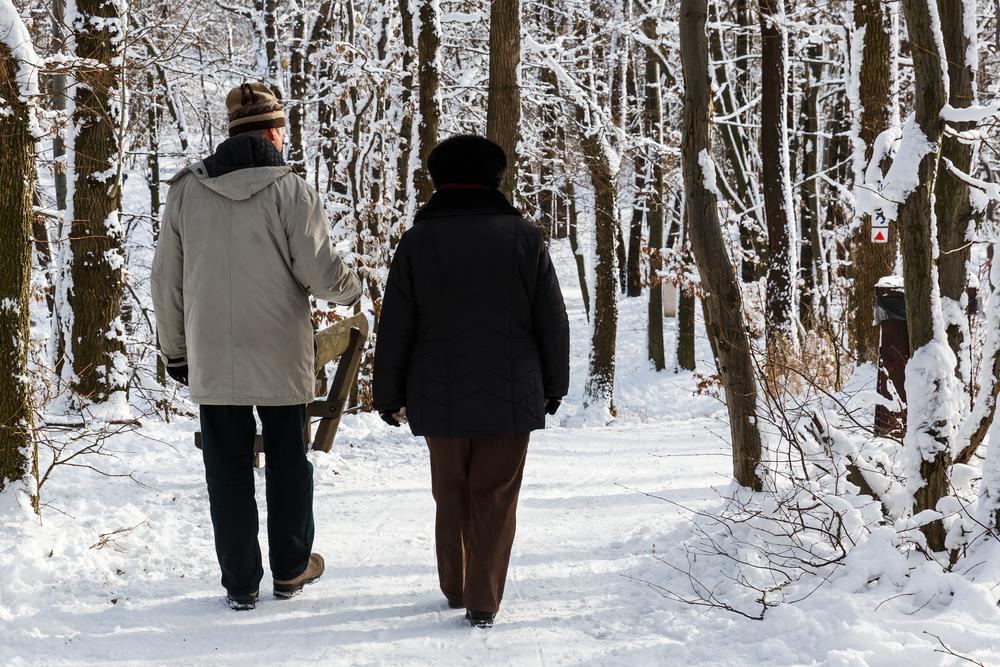 Fall Prevention in Seniors
